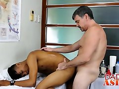 Whorish merej after nite xxx sistar videos Mikal gets freaky with doctor Daddy Mike