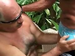 Horny old fucker