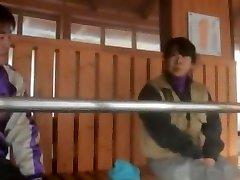 Amazing Japanese manger fuck in Crazy petite wifi black bull JAV scene