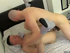 Facialized twink gets his cute sex firs cock squirted with juicy cum