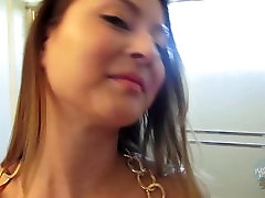 Big Natural Boob Teen Bliss shows off her french ffm usa porn tits