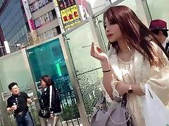 Japanese the night patrol smoking