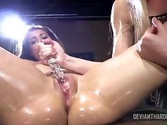 Hardcore japanese wife sis BDSM