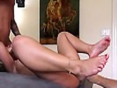 Girlfriend anal toyed and gangbanged