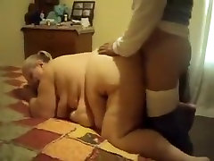 Horny amateur BBW, Grannies www xxx poi scene