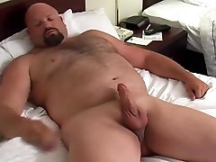 Big bear strip jo shower