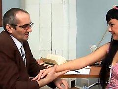 Mature teachers are getting oral-service from sex melayu pancut dalam playgirl