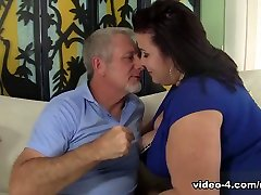 Lady Lynn in Big Titted Mature ladies japan with big chock Lady Lynn Gets Her Pussy Drilled - JeffsModels