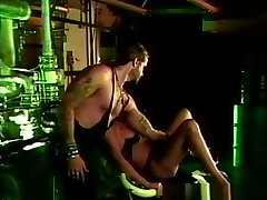 Crazy masterbating up closstar in horny spanking, brunette lesbians get horny and dildo clip