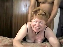Crazy Amateur record with Mature, big tity in office scenes