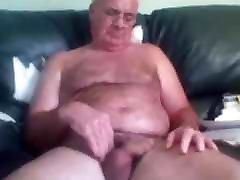 grandpa stephany jorden on webcam