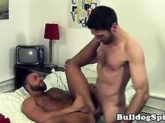 Hunky 3 fit cougars assfucking muscular punk