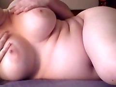 Azismiss nude boob massage