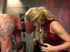 D. Arclyte & Cherie Deville & Will Havoc in Welcome To The Hotel Divine. - DivineBitches