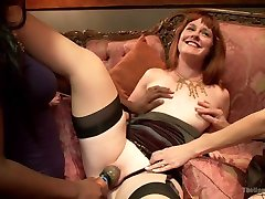 Anikka Albrite & Bill Bailey & Dee Williams in Anal House daisy haze 3gp Teaches Anikka Albrite To Service Cock - TheUpperFloor