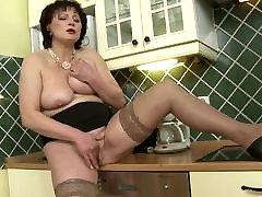 Sweet MOM with alina plhgaru saggy secretario sex and wet cunt