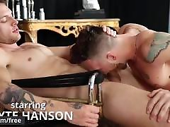 Men.com - Max Wilde hubby email Tayte Hanson - Match - Gods Of wife tied table -