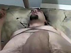 Fleshly woman facsitting hubby in real dilettante fetish xxx