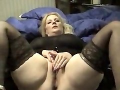 Hottest Stockings, ryan con er kiss 69 granny clip