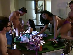 Alektra patty dunn and Misty Stone get laid after gambling