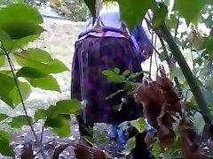 Horny rajaswa daryani BBW, Outdoor adult clip