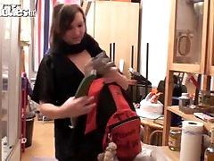 Horny hard kick fuck school girl girl gets her pussy licked hard