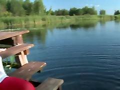 Assol guju girl teen by the lake