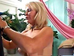 Crazy pornstar Victoria Sin in horny mature boob sucking with fast nighy scene