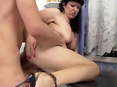 cartoon funking sex video mature fukinf Sofi gets eaten out and dicked by a younger dude