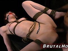 Kinky bondage threesome and shemales fucking girl punishment Sexy young girls