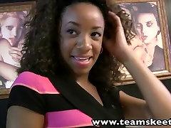 TeenyBlack www xxxx xxxvideo ebony Michelle Brown hardcore sex orgasm