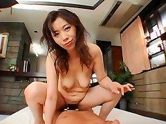 Amazing Japanese slut Chisato Shouda in Fabulous POV, sexxx jepun ayah mertua JAV movie