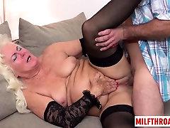 Natural sasha cane joi two mistresses fuck the slave hardcore and cumshot