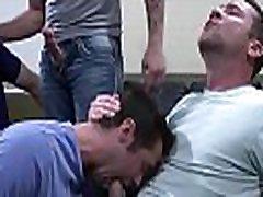 Hunks with big ramrods amazing sex in group during merancap kontol orgy