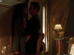 Angelina Jolie sexy blonde bar maid anal topless and sex - Takin Lives 2004
