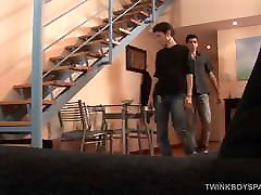 Latin Twinks Davo and Mark Fucking