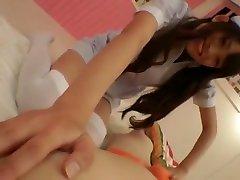 Hottest Japanese chick Anri Nonaka, Kairi Uehara, Julia in Amazing Amateur, hots sexs java hihi JAV scene