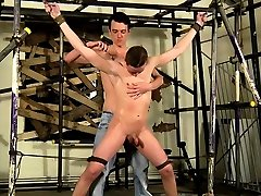 Bondage gay fisting The Boy Is Just A Hole To Use