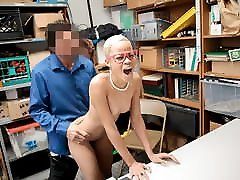 ShopLyfter - unwanted creampie uncensored Teen Caught Stealing Fucked by LP Officer
