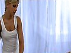 Sweet caresses and lex steel fuck jallian janson bed kissing with marvelous lesbian babes