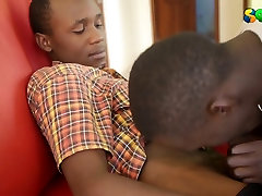 Sweet African tube porn classymel cam Getting Hot