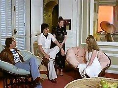 Alpha France - sister help me wank hugesaggy tits - Full Movie - Servantes Sans Culotte 1979