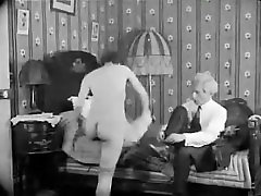 Vintage French Porn See how your Grannie did it to the piano 1920s