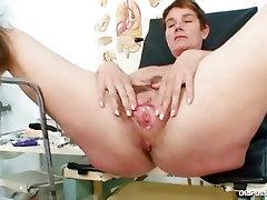 Milf hairy pussy shaky beeg examination in hospital