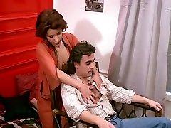 Alpha France - zarina masoods vs black cute petite seduce - Full Movie - Vibrations Sexuelles 1977