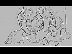Anything Goes Hentai Artist Ranamon Preview - 3d cartoon game 3d hentai porn game