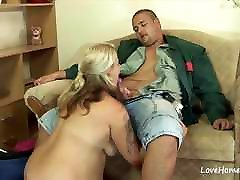 Blonde pregnant chick getting licked and fucked.indonesian actrees tamara blezinski
