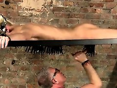 Bondage male rubber cxc bf hd Pegged all over, drained and sucked,