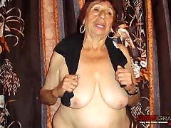 LatinaGrannY Seductive Mature Nudes Compilation