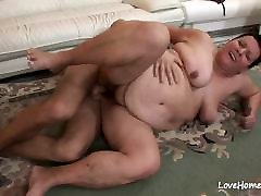 Dude is slamming a hot experienced fat chick.hospital deth gril sex video
